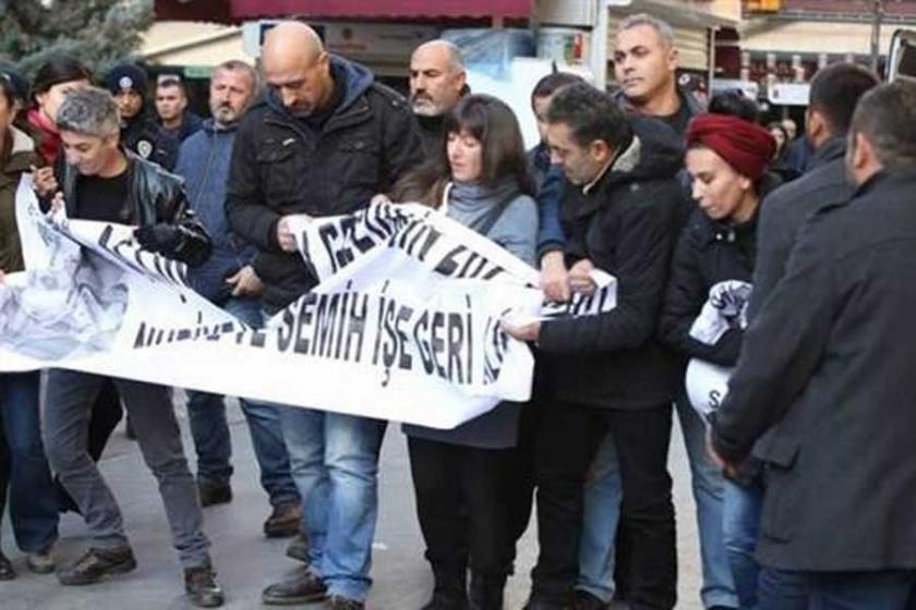 Yüksel'de 434'üncü gün: 6 gözaltı