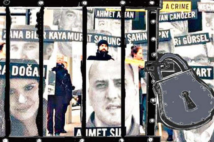 520 gazeteciye 3 bin 672 yıllık hapis tehdidi