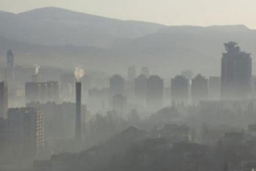 Bursa'da hava kirliliği alarm veriyor!