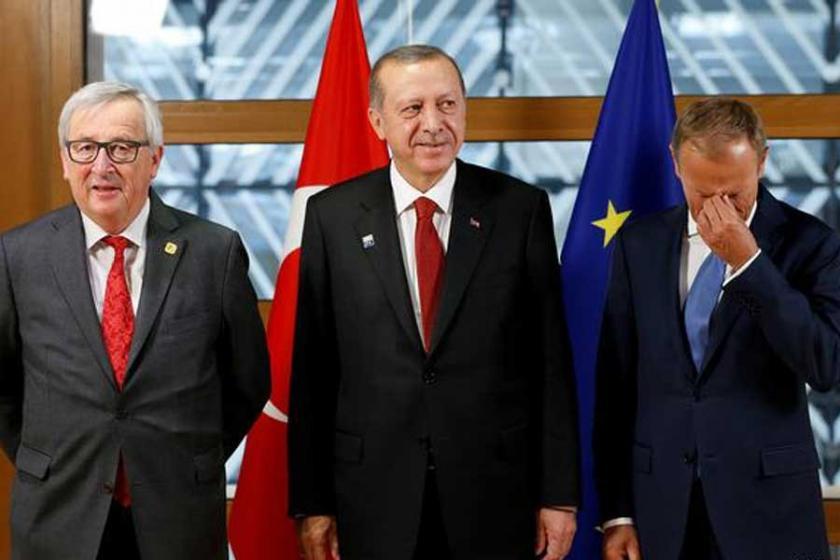 Erdoğan martta AB liderleri ile buluşacak