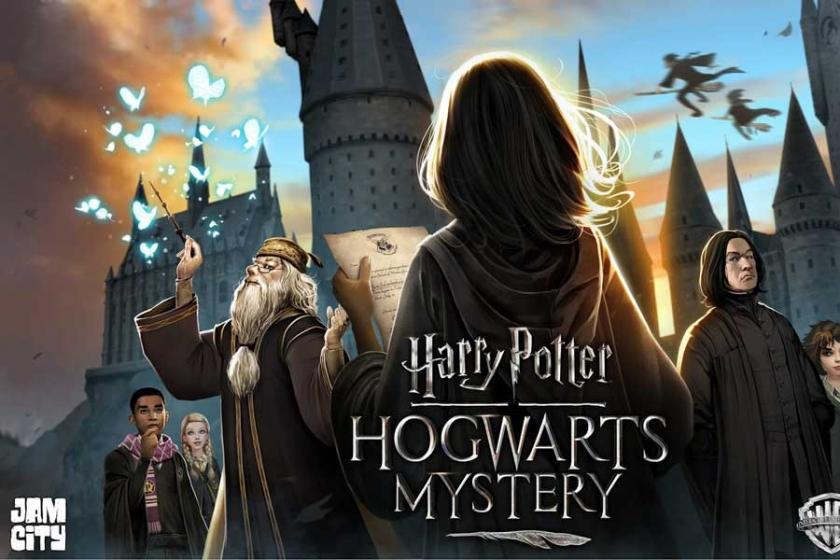 Harry Potter: Hogwarts Gizemi oyunundan ilk görüntüler geldi