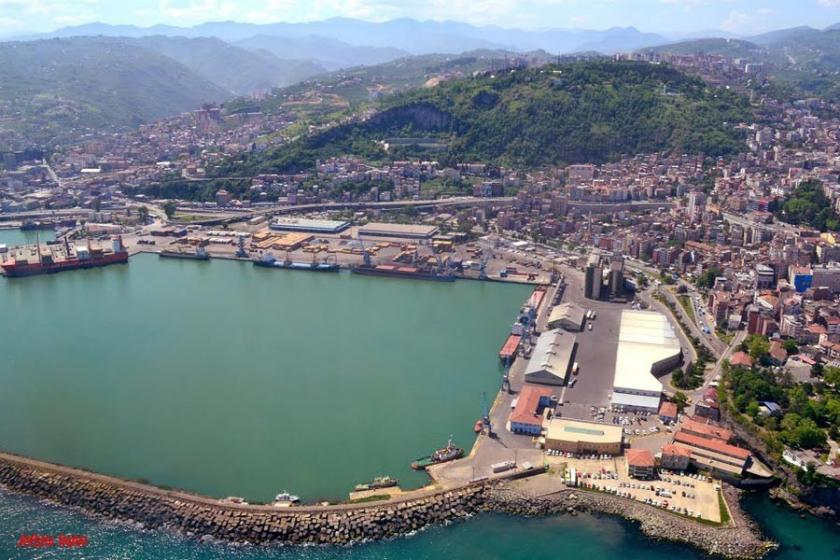 Albayrakların altın kuyusu: Trabzon Limanı