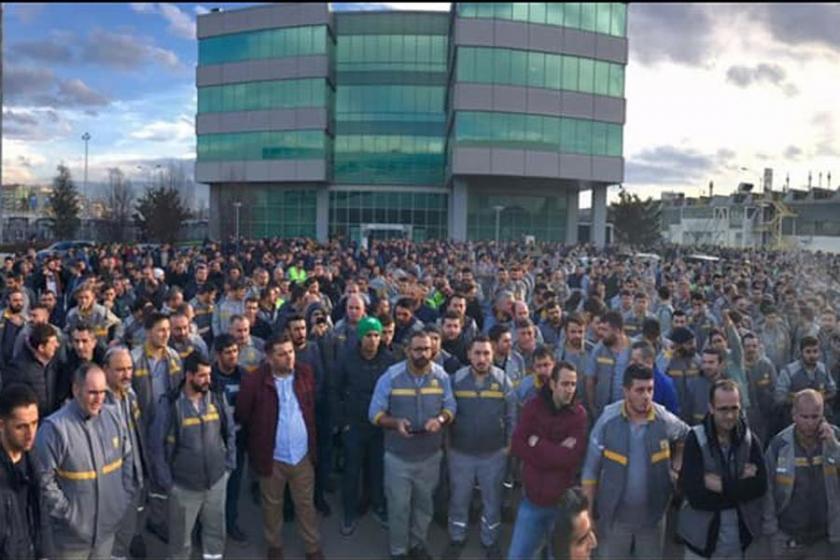 Renault işçisi: Dümene geçmemiz gerektiğini biliyoruz