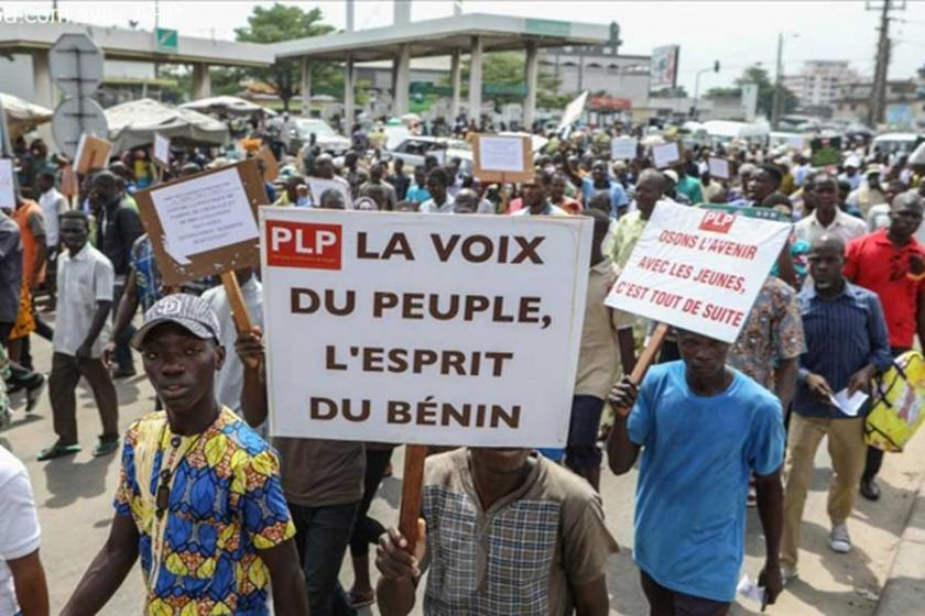 Benin'de kamu emekçilerinin greve çıkması yasaklanıyor