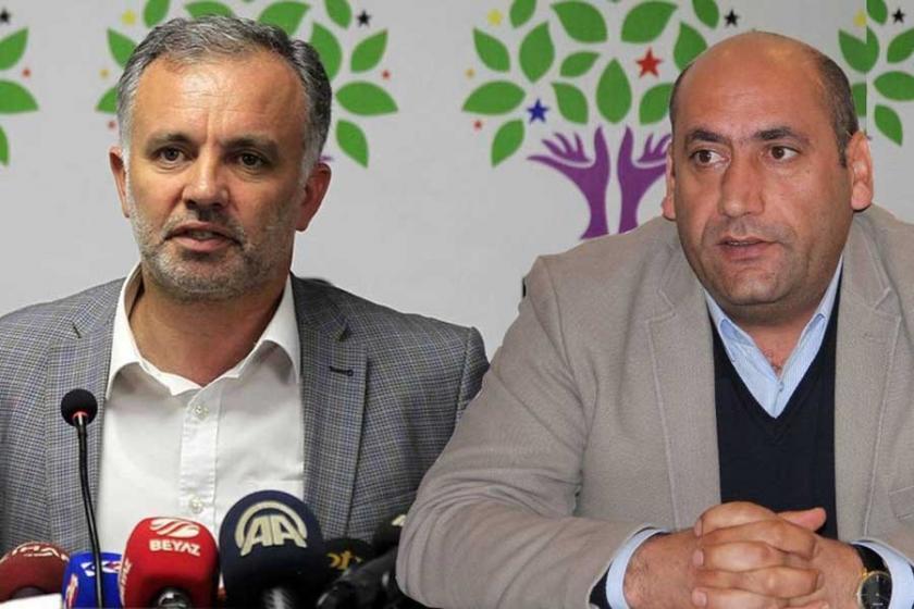 Ayhan Bilgen ve Nadir Yıldırım'a jet Afrin soruşturması