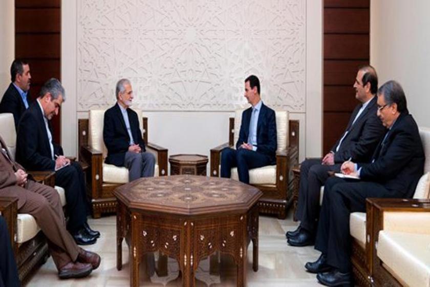 Esad, Afrin operasyonu için 'pervasız bir saldırganlık' dedi