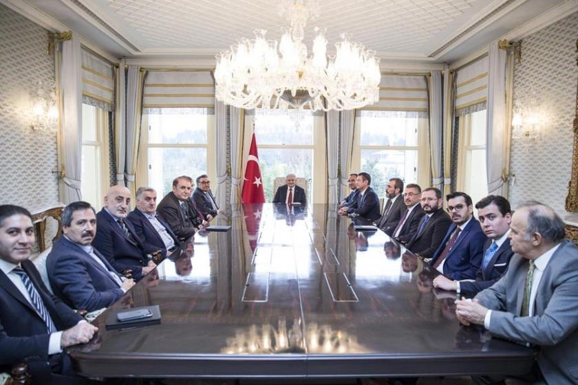 Yıldırım'dan medyaya 15 maddelik Afrin talimatı