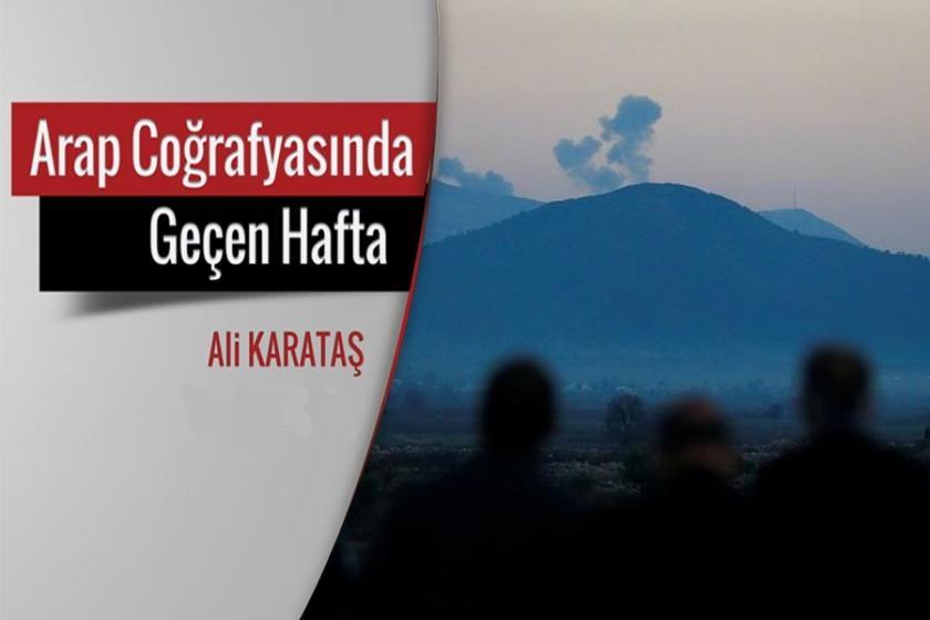 Arap basını Afrin'e operasyonu nasıl yorumladı?