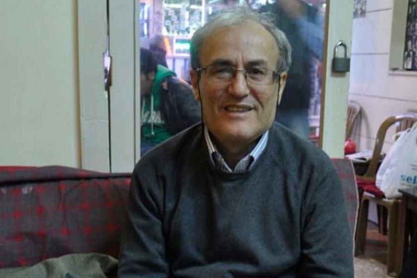 Yazar Aziz Tunç'un evine Afrin paylaşımları baskını