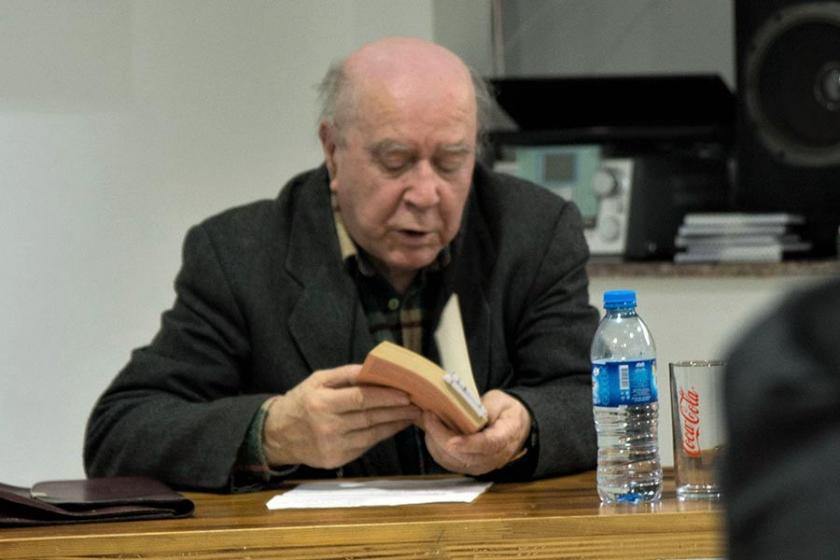 Adnan Özyalçıner'le Cevdet Kudret söyleşisi