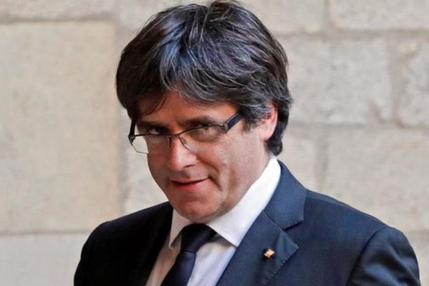 Katalan meclisi Puigdemont'u tek başkan adayı ilan etti