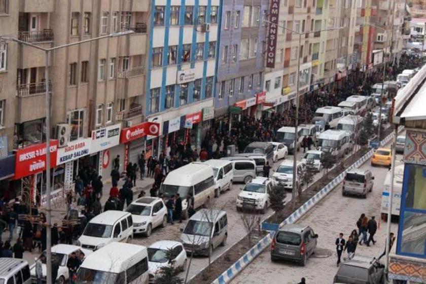 Hakkari, Mardin ve Şırnak'tan barış çağrısı