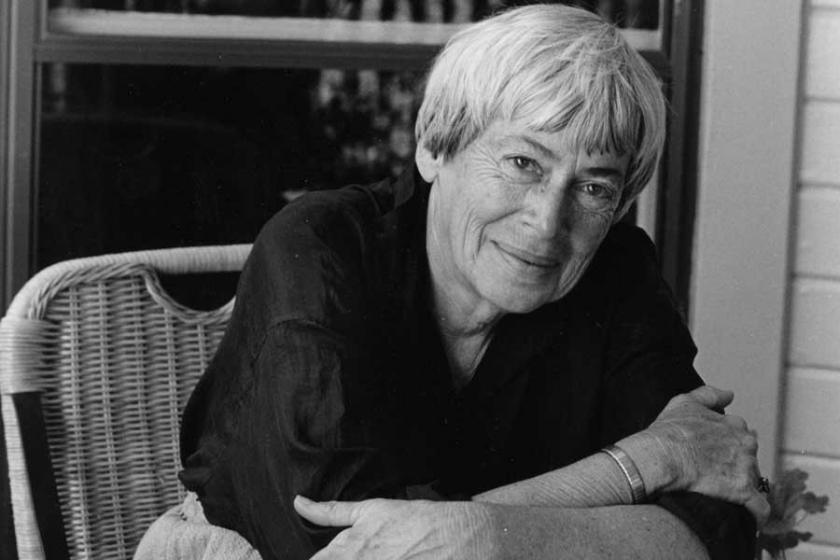 Yazar Ursula K. Le Guin yaşamını yitirdi - Evrensel.net
