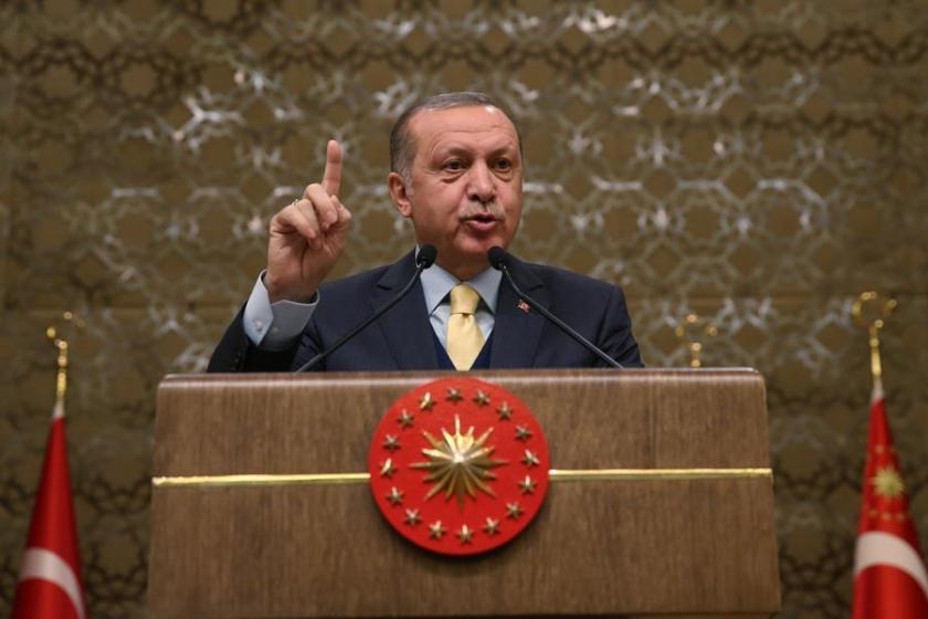 Erdoğan, 'Barış' diyen TTB'yi hedef gösterdi