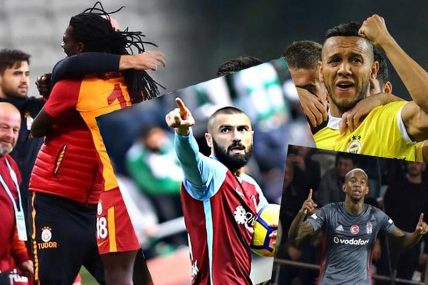 Süper Lig son 16 yıldaki en golcü sezonunu yaşıyor