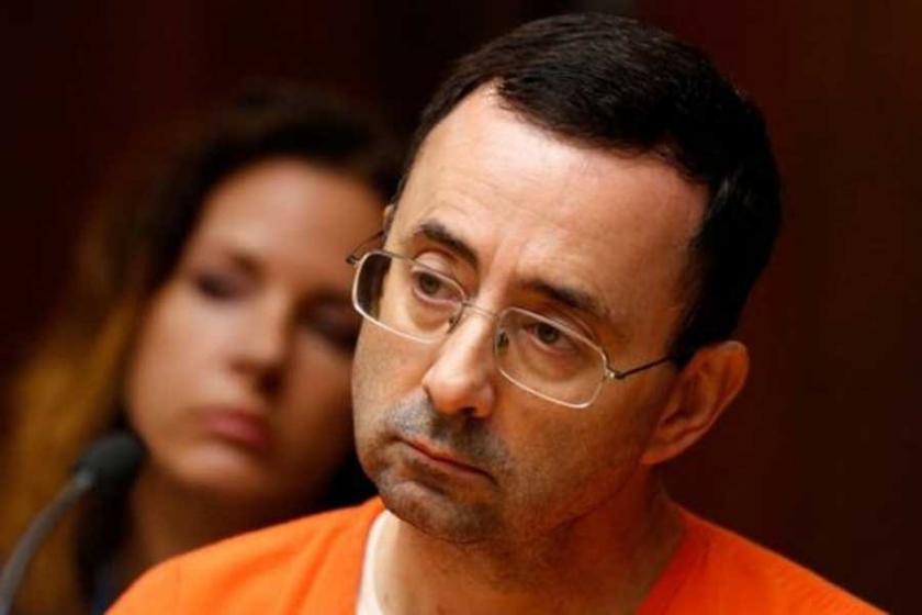 ABD'de tacizci jimnastik takımı doktoruna 175 yıl hapis