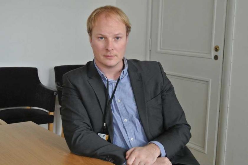 İsveçli vekil: Suriye istikrarsızlığa sürükleniyor
