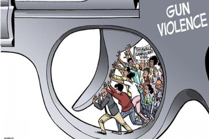 Bireysel silah vakaları yüzde 61 arttı