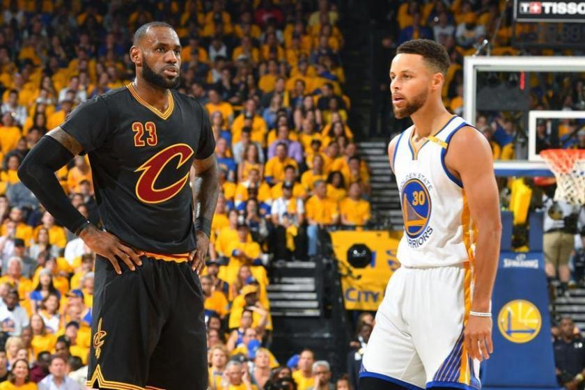 James ve Curry, All-Star kadrolarını seçti