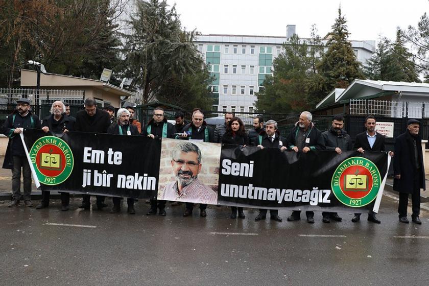 Diyarbakır Barosu: Geç gelen adalet, adalet değildir
