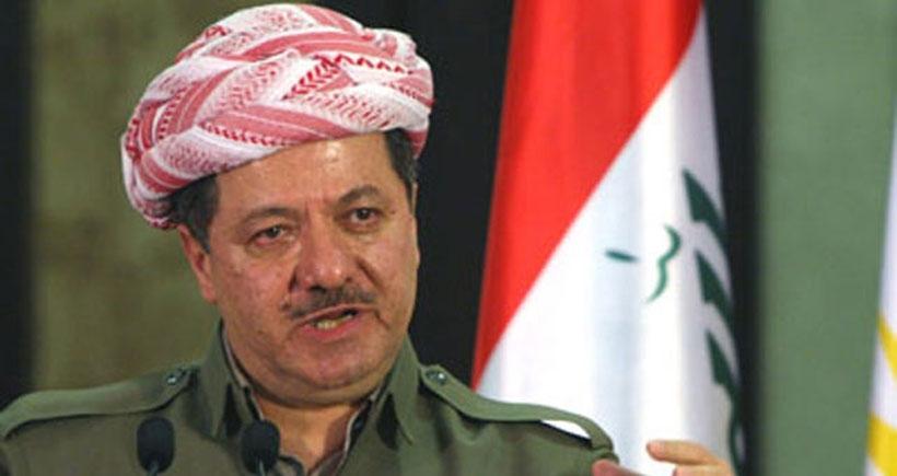Barzani: Yakalanan IŞİD'li Türkiye üzerinden geldi