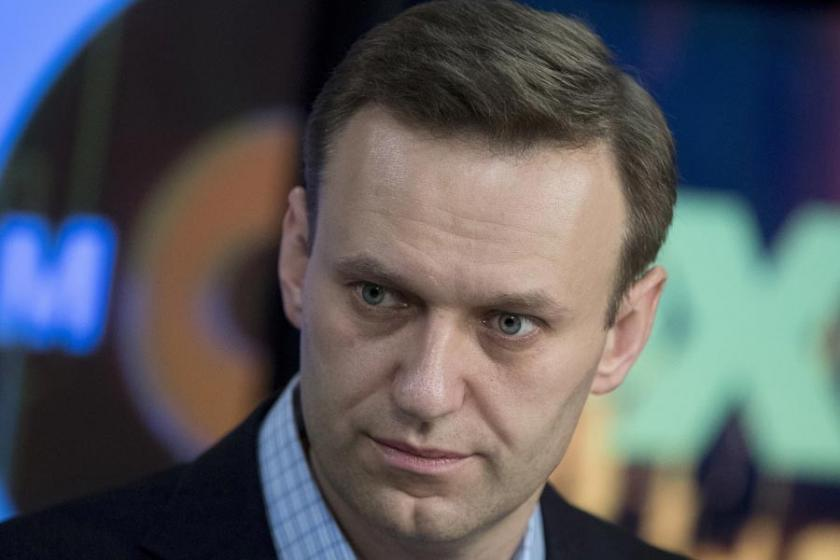 Rusya'da muhalif lider Navalni gözaltına alındı