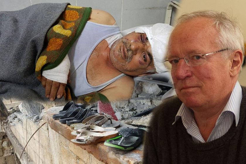 Robert Fisk Afrin'e girdi, izlenimlerini yazdı