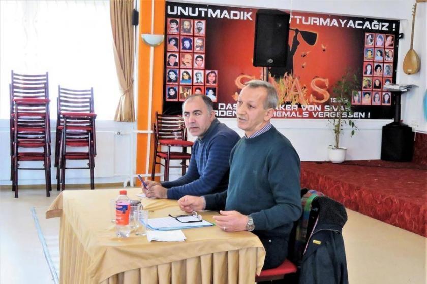 Almanya-Türkiye  ilişkileri tartışıldı