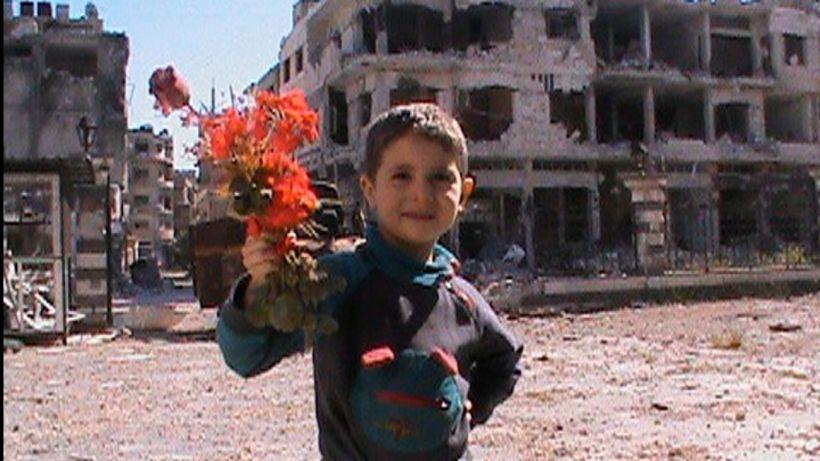 Suriye'nin otoportresi !f İstanbul'da