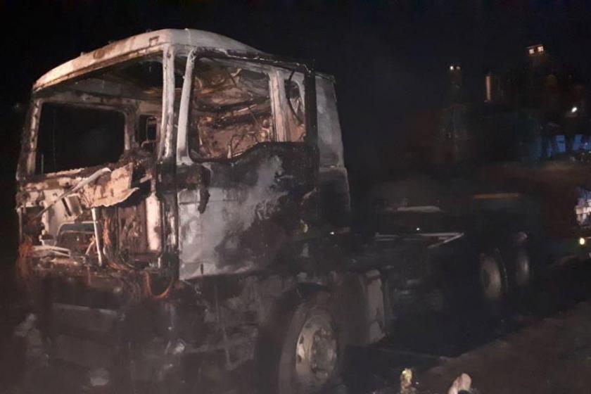 Halep'e giden TSK konvoyuna bombalı araç saldırısı