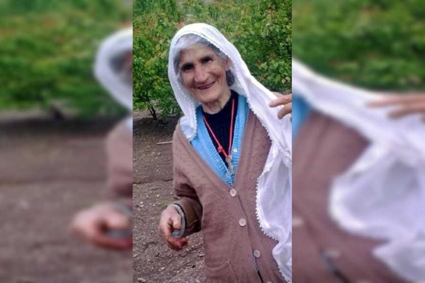 Yaşlı kadını öldüren zırhlı aracın sürücüsüne 6 yıl istemi