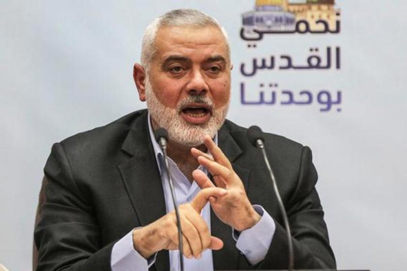 ABD Hamas lideri İsmail Haniye'yi 'terör listesine' aldı