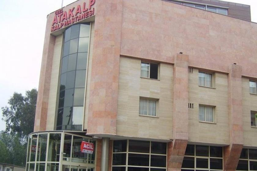 Özel Ata Kalp Hastanesi'nde paran yoksa 'cihaz bozuk'
