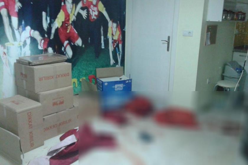 Galatasaray'dan silahlı saldırıya kınama