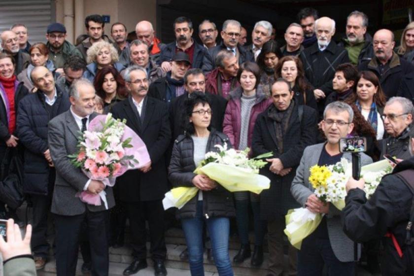 Gözaltındaki 3 TTB yöneticisi serbest bırakıldı