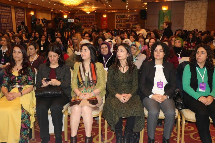HDP Kadın Konferansı: Kadınlar savaş istemiyor