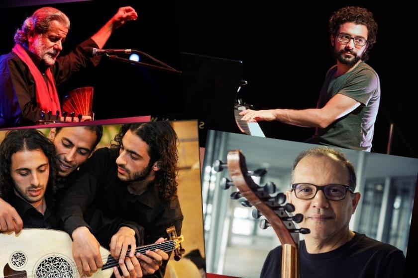 Cazın ve etnik müziğin büyülü sesleri 'Caz Şubatı'nda