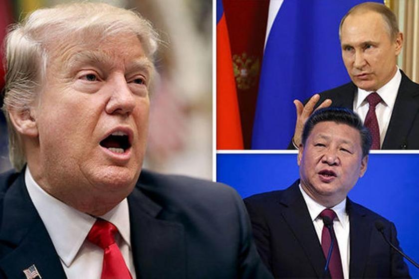 Rusya ve Çin'den ABD'nin yeni nükleer doktrinine tepki