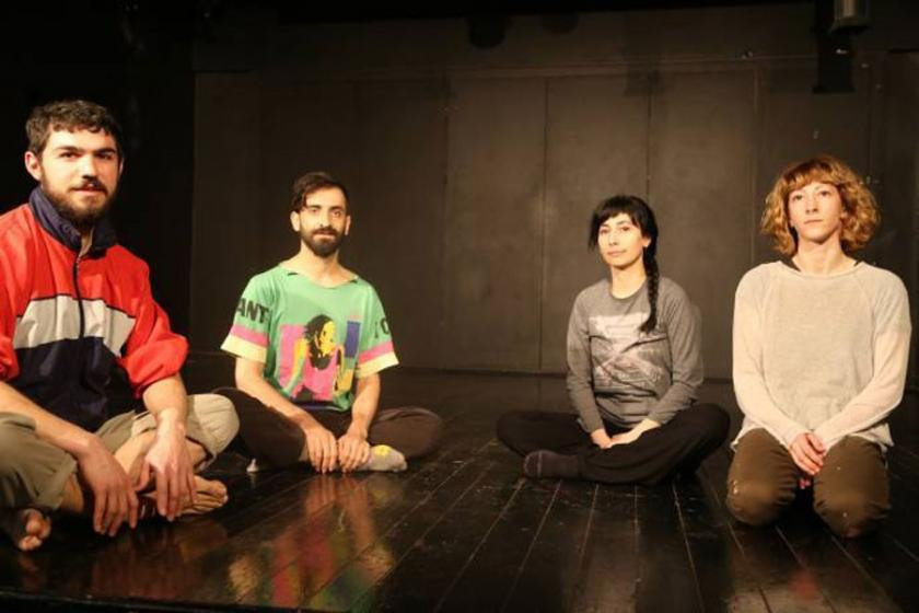 Yaşam ile ölüm arasında bir performans: Hêk