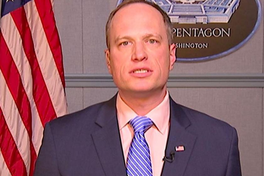 Pentagon Sözcüsü Pahon: Menbic'den çekilme planımız yok