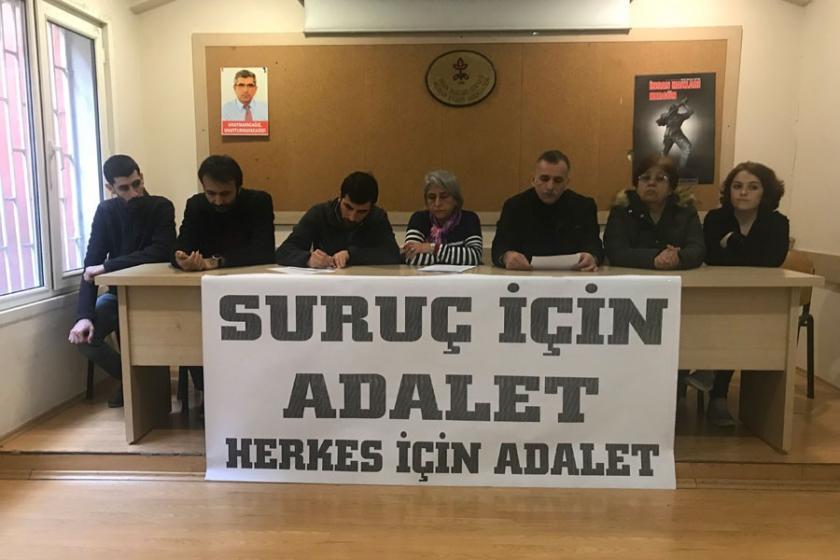 Suruç Katliamı davasına katılım çağrısı
