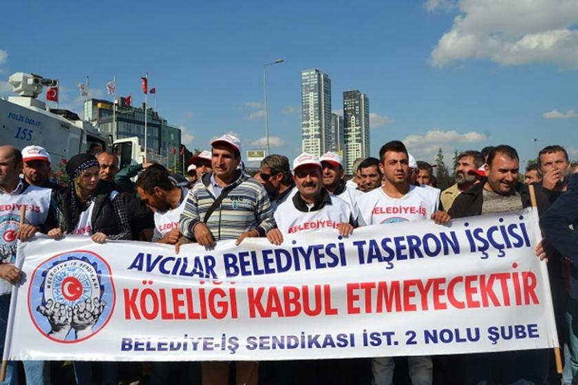 Belediye-İş'ten Genel-İş'e baskıya karşı güç birliği çağrısı
