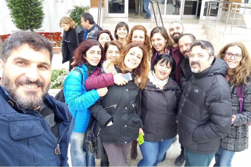 SES İşyeri temsilcisi Edge Gürkan serbest bırakıldı