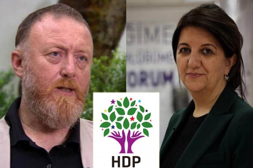 HDP'nin eş başkan adayları Pervin Buldan ve Sezai Temelli