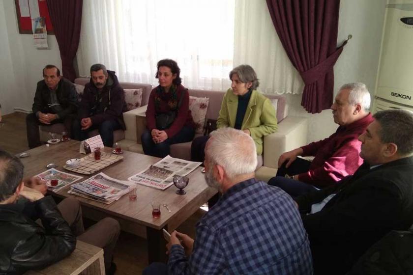 EMEP Genel Başkanı Gürkan: Çıkış yolunu birlikte bulacağız