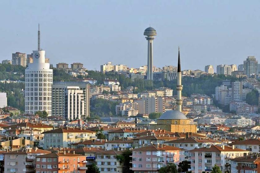 Ankara'daki patlama seslerinin nedeni belli oldu