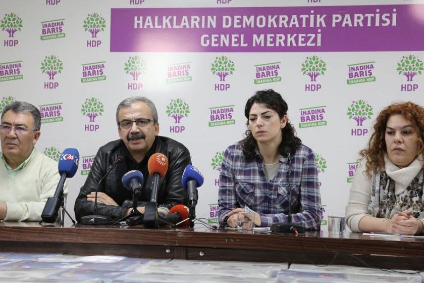 HDP: Gözaltılar azmimizi, kararlılığımızı çoğaltır