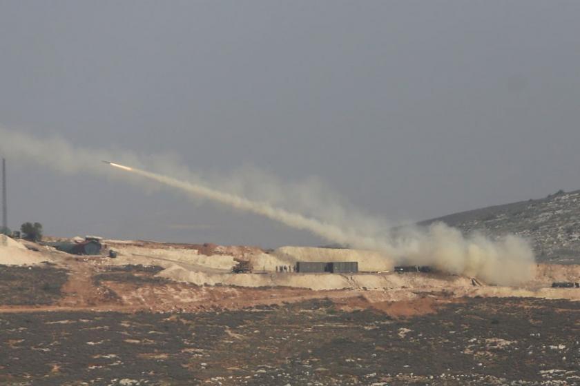 TSK'nin Afrin operasyonunda 26'ncı gün