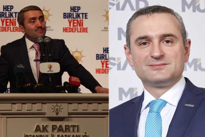 AKP İstanbul'da Selim Temurci'nin yerine Şenocak atandı