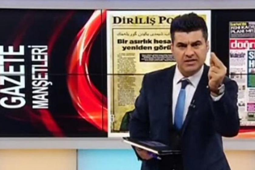 Akit TV sunucusu Cumhuriyet'i hedef aldı: Keşke kapatılsa...